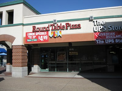 Round Table Pizza Marina Village Prkway Alameda Ca Pizza Shops Regional Chains On Waymarking Com