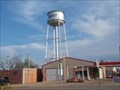 Image for GH0794 - Municipal Water Tank - Hennessey, OK