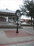 Image for Town Square Clock - Zephyrhills, FL