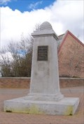 Image for Mormon Pioneer Monument