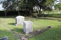 Image for O. B. and Jessie O. Thrift -- Magnolia Cemetery, Houston TX