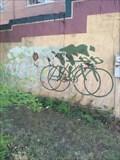 Image for Bike Mural - Fayetteville AR