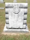 Image for John W. Nicholson - Shooks Chapel Cemetery - Sulphur Springs, TX