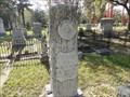 Image for W.R. Walker - Columbus Odd Fellows Rest Cemetery, Columbus, TX