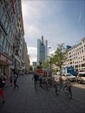Image for Call a Bike-Station #6031100016 (Roßmarkt / An der Hauptwache) — Frankfurt am Main, Germany