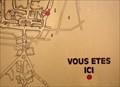 """Image for """"Vous êtes ici"""", Riquewihr Sud-Est, Haut-Rhin/FR"""