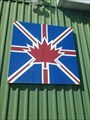 Image for Maple Leaf Union Jack - Pure County Bottled Water - Picton, ON