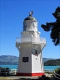 Image for Akaroa Head Lighthouse, Akaroa New Zealand