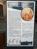 Image for Le Porche Roman de la Basilique Saint-Sauveur - Dinan, France