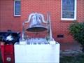 Image for Church Bell, Reedy Branch Baptist Church, near McColl, SC