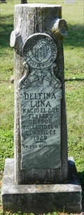 Image for Delfina Luna - San Jose Burial Park - San Antonio, Tx
