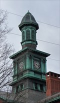 Image for Town Hall Clock - Windham CT