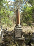 Image for Middleton - Tallong Cemetery - Tallong, NSW