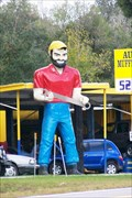 Image for Dade City Muffler Man