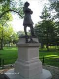Image for Colonel Thomas Cass, Boston Public Garden - Boston, MA