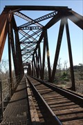 Image for Southern Pacific RR Colorado River Bridge -- Columbus TX