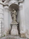 Image for Sv. Jan Nepomucký - Praha, CZ