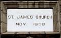 Image for 1908 - St. James Catholic Church - Vernon, BC