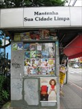 Image for Rua Pirituba Newstand - Sao Paulo, Brazil