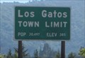 Image for Los Gatos, CA - Pop: 30,497