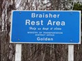 Image for Braisher Rest Area - Golden, British Columbia