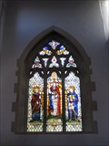 Image for St Peter's Church Windows - Harrold, Bedfordshire, UK