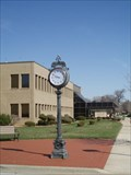 Image for Village of Oak Lawn Clock