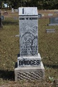 Image for Emma E. Bridges - Greenwood Community Cemetery - Greenwood, TX