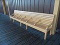 Image for Restored Bench  -  Santa Clara, CA