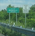 Image for Boonville, Missouri - Population 8,319