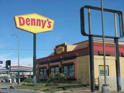 Dennys Sierra Hwy Mojave Ca Dennys Restaurants On