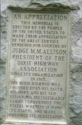 Image for Judge M.M. Allison - Suck Creek, TN