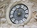 Image for The clock on Hôtel des Invalides - Paris, France