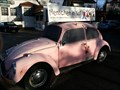 Image for Pink VW Beetle - Maubach, Germany, BW