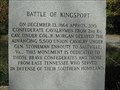 Image for Battle of Kingsport, TN