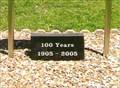 Image for Bellflower United Methodist Church - 100 Years - Bellflower, MO