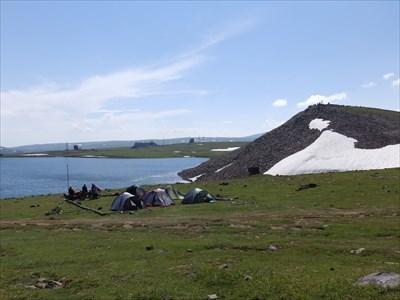 Kari Lake / Kari lich - Mt. Aragats (Aragatsotn province, Armenia)