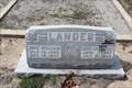 Image for Landes - Morgan Mill Cemetery - Morgan Mill, TX
