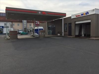 petrol station for Trucks