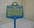 Image for FIRST - Polio Vaccine in the World - Pittsburgh, PA