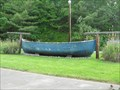 Image for Metal hulled boat at Link House - Kingsport, TN