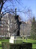 Image for Statue of Liberty, Jardin du Luxembourg, Paris