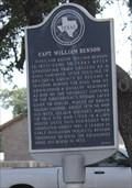 Image for Capt. William Benson