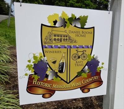 Wine Country Association coat of arms