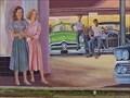 Image for Mural driving fond memories