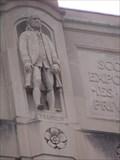 Image for Detroit News Building Facade - Detroit Michigan