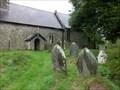 Image for Hodgeston Churchyard - Pembrokeshire - Wales. Great Britain.