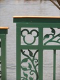 Image for Decorative Fencing at Downtown Disney Marketplace - Orlando, FL
