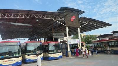 veritas vita visited Rapid Penang Terminal—Penang