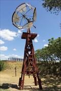 Image for Pipe Raymond Vaneless Windmill -- Ranching Heritage Center, Lubbock TX